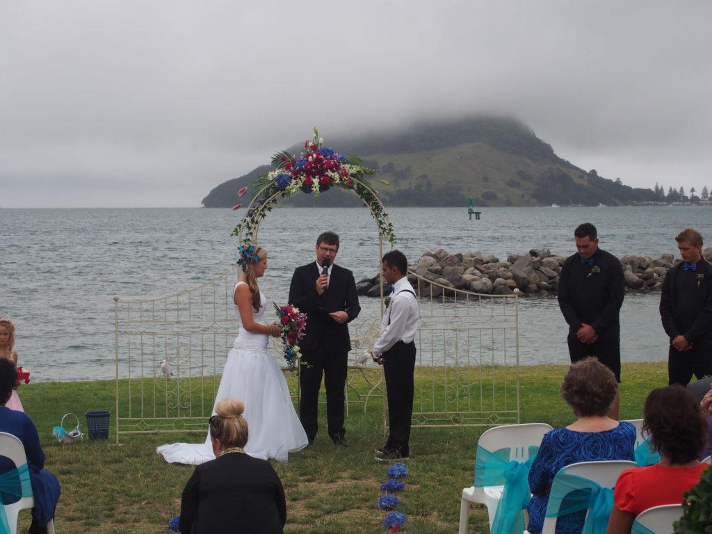 Tauranga weddings